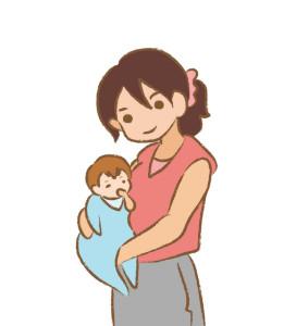おかあさんと赤ちゃん